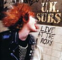 艺人名: U - Uk Subs / Live At The Roxy 輸入盤 【CD】