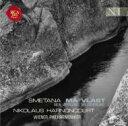 作曲家名: Sa行 - 【送料無料】 Smetana スメタナ / 連作交響詩『わが祖国』全曲 アーノンクール指揮ウィーン・フィルハーモニー 輸入盤 【CD】