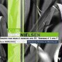 Nielsen ニールセン / ヴァイオリン協奏曲、交響曲第1番 Marcovici(Vn)y.levi / Montpellier National.o 輸入盤 【CD】