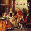 作曲家名: Ka行 - 【送料無料】 カルテッリエリ、アントニオ(1772-1807) / Wind Sextets Klocker、Consortium Classicum 輸入盤 【CD】