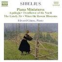 Composer: Sa Line - Sibelius シベリウス / <ピアノ作品全集4>4つの抒情的小品 / 他 ギムセ 輸入盤 【CD】