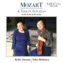 作曲家名: Ma行 - Mozart モーツァルト / モーツァルト・ヴァイオリン・ソナタ集 I /塩川悠子&遠山慶子 【CD】