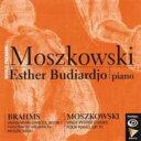 Composer: Ma Line - モシュコフスキ (1854-1925) / 20 Petites Etudes: Budiardjo+brahms(Moszkowski)hungarian Dances.1-10 輸入盤 【CD】