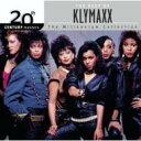 Artist Name: K - Klymaxx / Best Of 輸入盤 【CD】