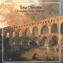 Composer: Ka Line - 【送料無料】 Cherubini ケルビーニ / <弦楽四重奏曲全集> ハウスムジーク(ロンドン) 輸入盤 【CD】