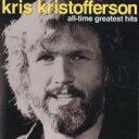 艺人名: K - Kris Kristofferson クリスクリストファーソン / All-time Greatest Hits 輸入盤 【CD】