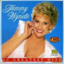 Artist Name: T - Tammy Wynette / 20 Greatest Hits 輸入盤 【CD】