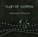 Artist Name: C - Clan Of Xymox / Subsequent Pleasures 輸入盤 【CD】