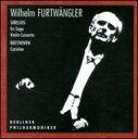 シベリウス / Violin Concerto: Kulenkampff, Furtwangler / Bpo 輸入盤 【CD】