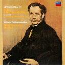 作曲家名: Sa行 - Strauss, R. シュトラウス / R.シュトラウス:英雄の生涯、ワーグナー:『ローエングリン』第1幕への前奏曲 ゲオルグ・ショルティ&ウィーン・フィル 【CD】