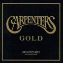 【送料無料】 Carpenters カーペンターズ / Gold: Greatest Hits 輸入盤 【CD】
