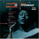 Artist Name: E - Ella Fitzgerald エラフィッツジェラルド / Lullabies Of Birdland 輸入盤 【CD】