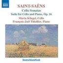 作曲家名: Sa行 - Saint-Saens サン=サーンス / チェロ・ソナタ第1番、第2番、組曲 クリーゲル(vc)ティオリエ(p) 輸入盤 【CD】