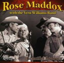 艺人名: R - Rose Maddox / Vern Williams / Beautiful Bouquet 輸入盤 【CD】
