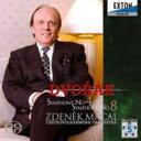 作曲家名: Ta行 - 【送料無料】 Dvorak ドボルザーク / 交響曲第4番、第8番 マーツァル&チェコ・フィル 【SACD】