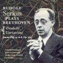 作曲家名: Ha行 - Beethoven ベートーヴェン / ピアノ・ソナタ第30番、ディアベッリ変奏曲 ゼルキン(1954) 輸入盤 【CD】