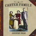 Artist Name: C - 【送料無料】 Carter Family / Country Folk 輸入盤 【CD】