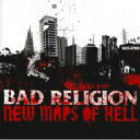 艺人名: B - Bad Religion バッドリリジョン / New Maps Of Hell 【CD】