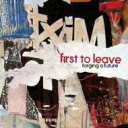 Artist Name: F - First To Leave / Forging A Future 【CD】