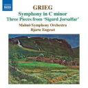 作曲家名: Ka行 - Grieg グリーグ / 交響曲、組曲『十字軍の戦士シーグル』、他 エンゲセット&マルメ交響楽団 輸入盤 【CD】