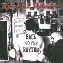 藝人名: G - Great White グレートホワイト / Back To The Rhythm 輸入盤 【CD】