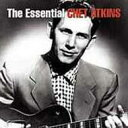 Artist Name: C - 【送料無料】 Chet Atkins チェットアトキンス / Essential Chet Atkins 輸入盤 【CD】