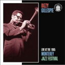 Artist Name: D - Dizzy Gillespie ディジーガレスピー / Live At The 1965 Monterey Jazz Festival 輸入盤 【CD】