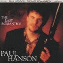 Artist Name: P - 【送料無料】 Paul Hanson / Last Romantique 【CD】