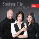 作曲家名: Ta行 - Dvorak ドボルザーク / ピアノ三重奏曲第1番、他 スメタナ・トリオ 輸入盤 【CD】