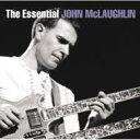 藝人名: J - 【送料無料】 John Mclaughlin ジョンマクラフリン / Essential 【CD】