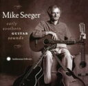 Artist Name: M - 【送料無料】 Mike Seeger / Early Southern Guitar Sounds (+book) 輸入盤 【CD】