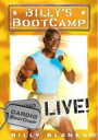 Billy's Bootcamp: Cardio Bootcamp Live 【DVD】
