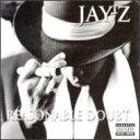 艺人名: J - JAY-Z ジェイジー / Reasonable Doubt 【CD】