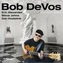 藝人名: B - 【送料無料】 Bob Devos / Playing For Keeps 輸入盤 【CD】