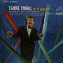 藝人名: F - 【送料無料】 Frankie Randall / At It Again! +1 【CD】