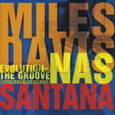 Artist Name: M - Miles Davis マイルスデイビス / Evolution Of The Groove: Remixed & Unmixed 【CD】