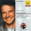 作曲家名: Ha行 - 【送料無料】 Beethoven ベートーヴェン / String Quartet.13, 14, 16, Great Fugue: Auryn Q 輸入盤 【CD】