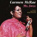 艺人名: C - Carmen Mcrae カーメンマクレエ / Ms Jazz 輸入盤 【CD】