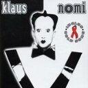 Klaus Nomi / Nomi 輸入盤 【CD】