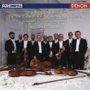 作曲家名: Ma行 - Mendelssohn メンデルスゾーン / 八重奏曲、弦楽のための交響曲第6番、第10番 イタリア合奏団 【CD】