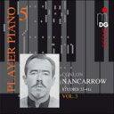 ナンカロウ、コンロン(1912-1997) / 自動演奏ピアノのための習作(第33番〜第41C番) ベーゼンドルファー・プレイヤー・ピアノ 輸入盤 【CD】