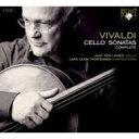 Vivaldi ヴィヴァルディ / チェロ・ソナタ全集 テル・リンデン(vc)モーテンセン(cemb)(2CD) 輸入盤 【CD】
