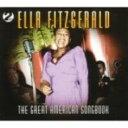 Artist Name: E - Ella Fitzgerald エラフィッツジェラルド / Great American Songbook 輸入盤 【CD】