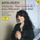 チャイコフスキー / ピアノ協奏曲第1番、他 アルゲリッチ(p)アバド&ベルリン・フィル 【CD】