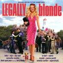 キューティ ブロンド  / Legally Blonde 輸入盤 【CD】