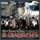 Artist Name: W - 【送料無料】 WU-TANG CLAN ウータンクラン / 8 Diagrams 輸入盤 【CD】