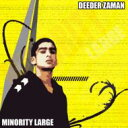 Artist Name: D - Deeder Zaman ディーダーザマン / Minority Large 【CD】