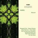 【送料無料】 Handel ヘンデル / 『メサイア』全曲 コリン・デイヴィス&バイエルン放送交響楽団(2CD) 輸入盤 【CD】