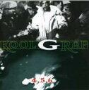 Artist Name: K - Kool G Rap クールジーラップ / 4, 5, 6 輸入盤 【CD】