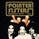 Artist Name: P - Pointer Sisters ポインターシスターズ / Greatest Hits Live 輸入盤 【CD】